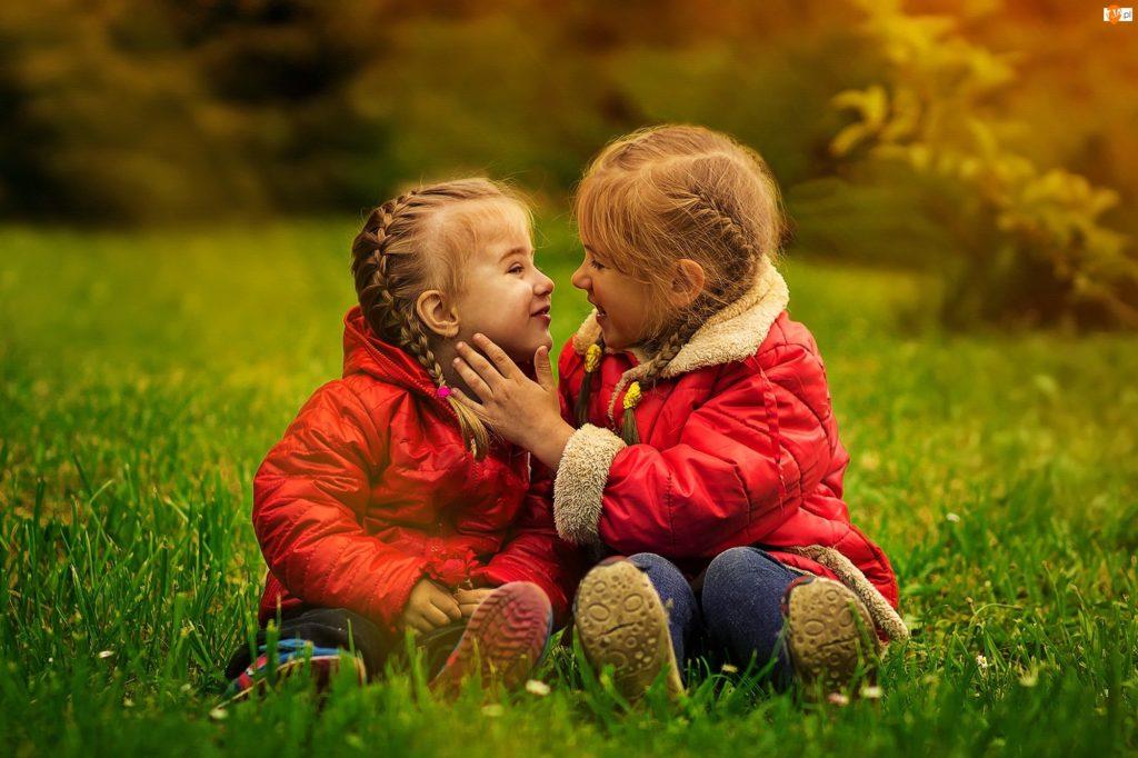 Дети и дружба картинка