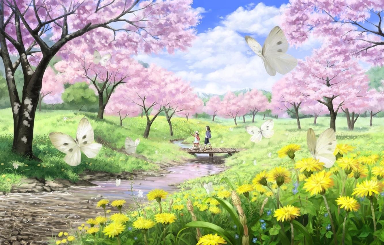 картинки доброе утро весны мультяшное швы